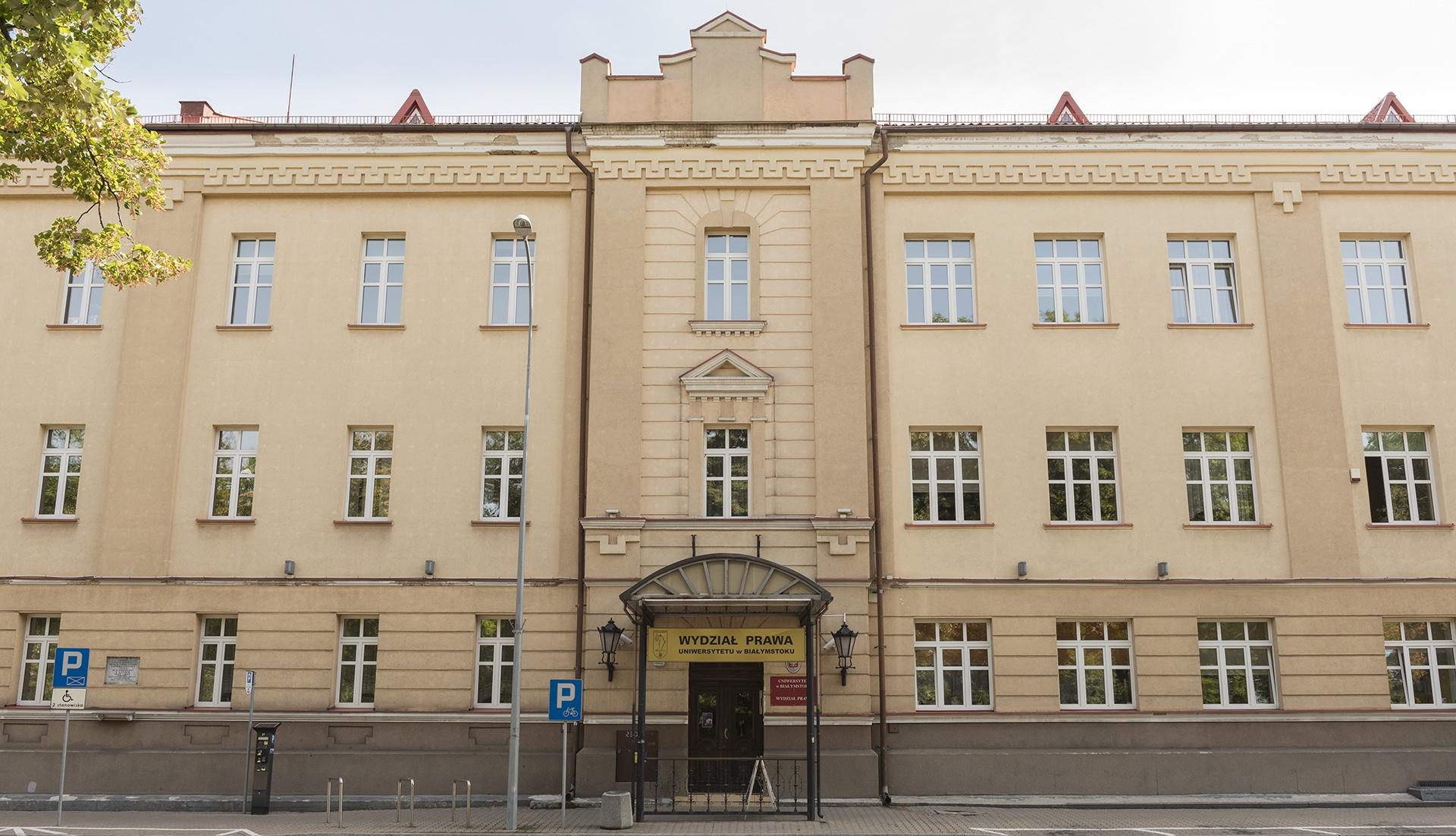 Wydział Prawa