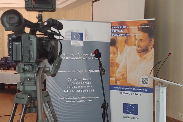 Konferencja Gawrych Ruda